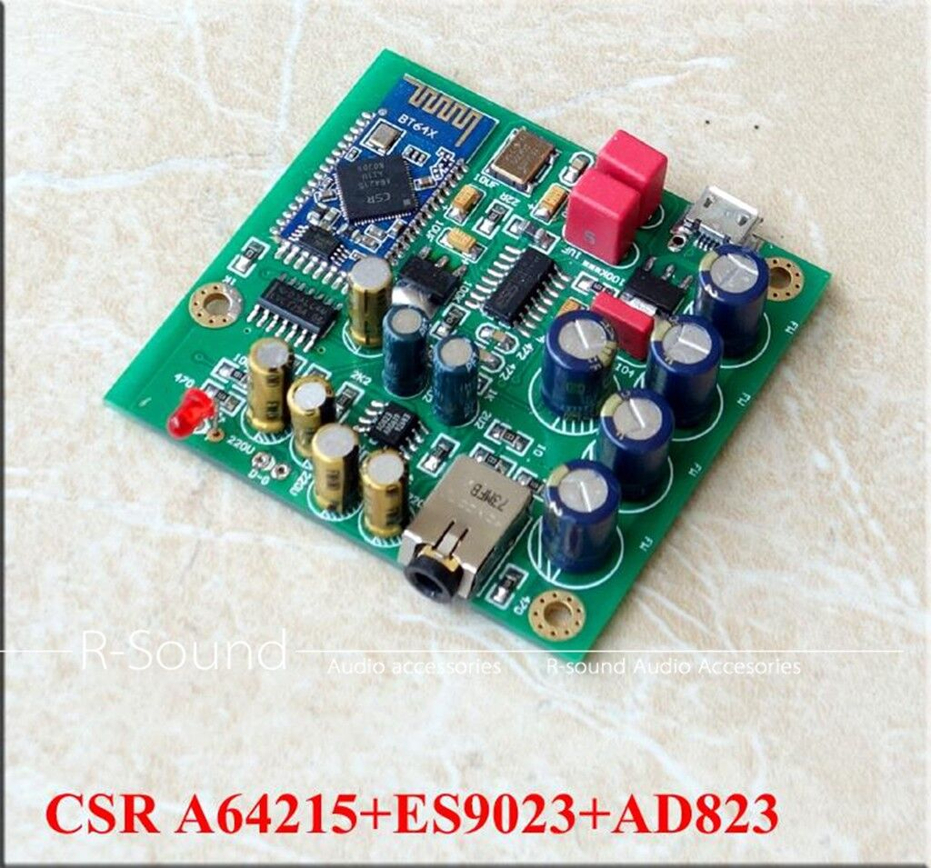 Bluetooth I2S Converter Board Support 4.2 I2S output!