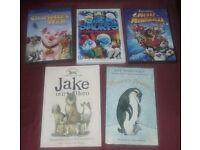 Children's Books/DVD's