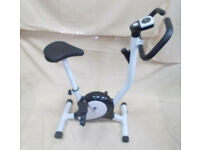Brand New Exercise Bike Black and White