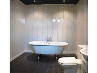 CHEAP PVC CLADDING BATHROOM KITCHEN BRAND NEW DIFFERENT COLOURS AND STYLES AVAILABLE