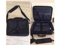 "TARGUS CBT400V3 BLACK PADDED LAPTOP NOTEBOOK15.6"" 15.4 SLEEVE BAG CASE STRAP !"