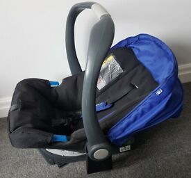 Mothercare Car Seat 0 to 13kg Group 0+