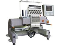 Embroidery Machine Training/Tuition/Classes/Lessons/Tutoring/Courses.United Kingdom