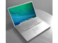 "17"" Apple MacBook Pro 2.33Ghz 2GB 250GB Microsoft Office Suite Logic Final Cut Pro Adobe Logic Pro"
