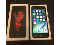 iPhone 6s space grey 32gb EE Network