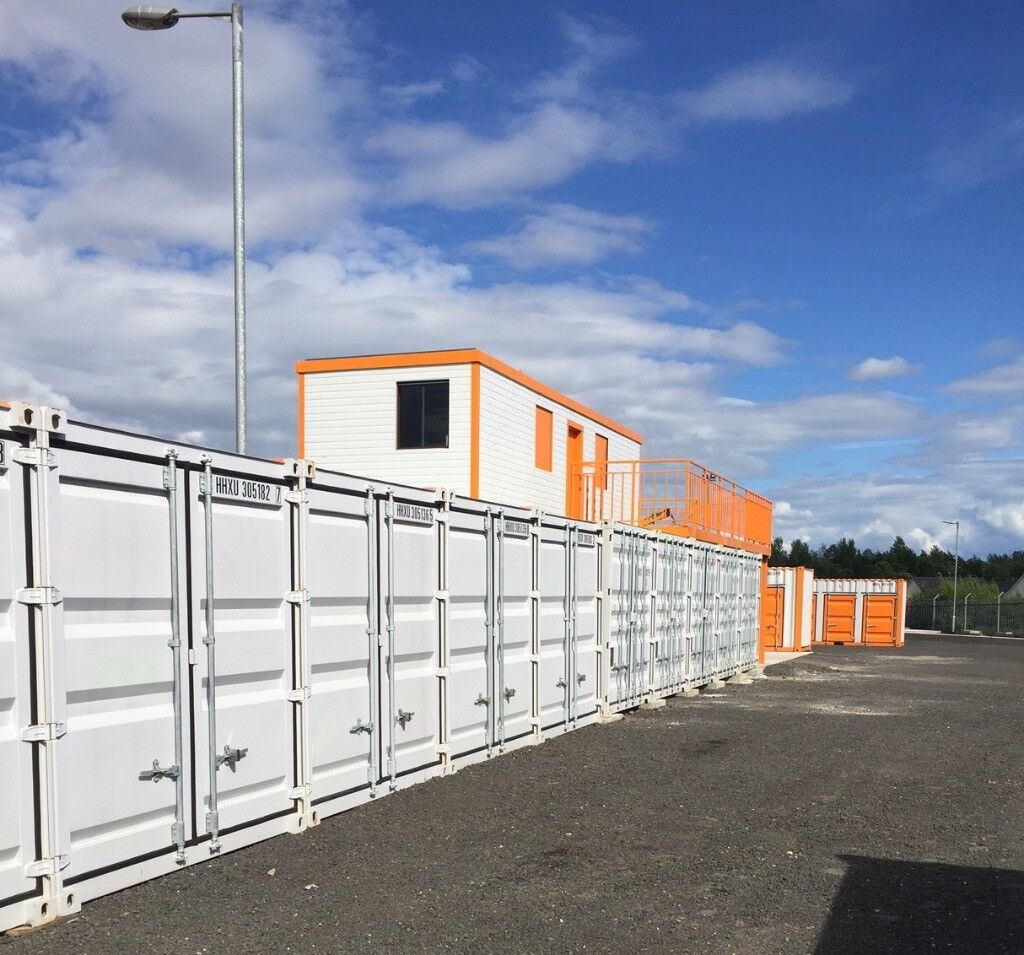 Self Storage Glasgow Contain It Easy Container