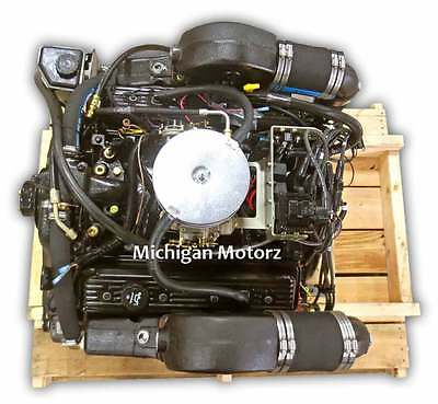 Details about Michigan Motorz 5 7L Complete Engine Package, 1979-1989 OMC  Applications