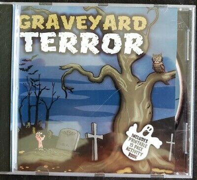 Halloween Graveyard Sound Effects (Graveyard Terror: Spooky Halloween Horror Sound Effects For A Haunted Cemetery)