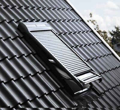 Dachfenster Velux Kunststoff Thermo Schwingfenster GGU GLU +Solar Rollladen SSL