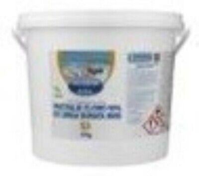 Cloro Tricloro Lunga Durata 90% Confezione Da 10 Kg Pastiglie 200 Grammi...