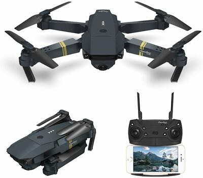 PROFESIONAL Drone  2.4G Selfi WIFI FPV With  HD Camera Foldable RC Quadcopter
