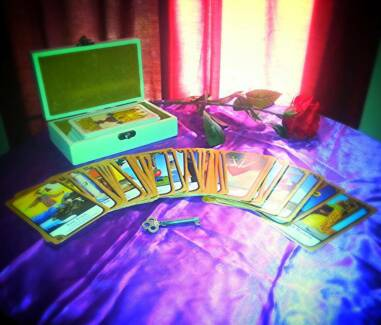 Melbourne Romany Tarot ...we come to you
