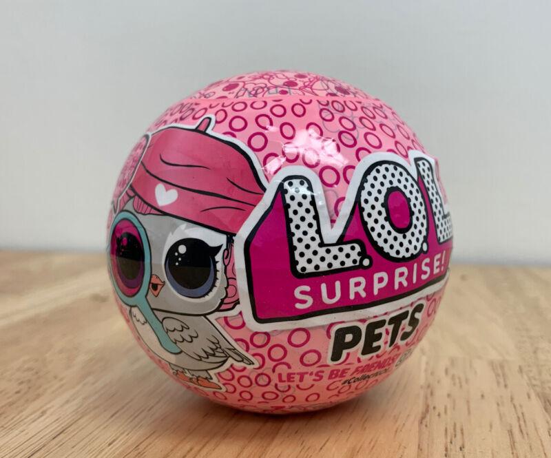 LOL Surprise Pets Eye Spy Series 4 Wave 1 - Brand New