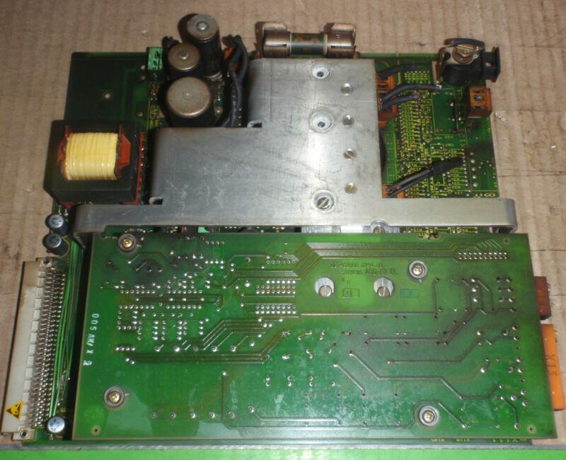 Siemens Circuit Board PCB 6SC 6100-0GC10 6SC61000GC10_462 010.962.10
