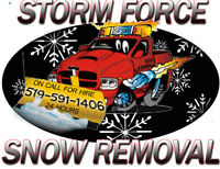 Storm Force snow removal