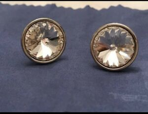 Swarovski Earrings With Genuine Swarovski crystals