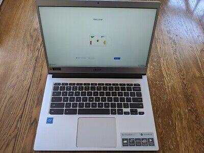 """Acer Chromebook 514, CB514-1H-C11Z, Intel Celeron N3450, QUAD, 14"""" Full HD, 4GB"""