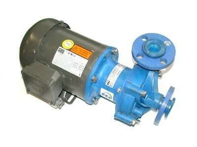 Fti Finish Thompson Db6p-e-ff-m227  Magnetic Drive Centrifugal Pumpmotor