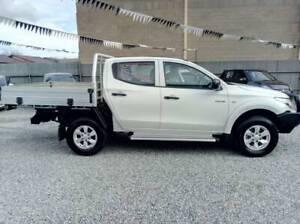 2016 MITSUBISHI TRITON GLX 4X4 TURBO DIESEL GOOD KMS $24,990 Klemzig Port Adelaide Area Preview