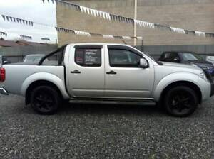 2012 NISSAN NAVARA D40 ST SERIES 2 4X4 DIESEL  AUTO GOOD KMS $15,990 Klemzig Port Adelaide Area Preview