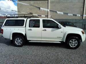 2009 HOLDEN COLORADO LTR 4X2 5 SPEED LOW KMS AS TRADED $9,990 Klemzig Port Adelaide Area Preview