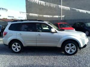 2008 SUBARU FORESTER XT TURBO MANUAL GOOD KMS ONLY $9,990 Klemzig Port Adelaide Area Preview