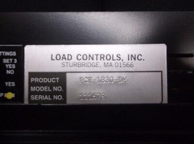 Load Controls Motor Control Pcr-1830-dm