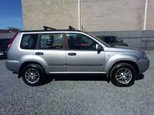 2006 NISSAN X-TRAIL STS 4X4 5 SPEED SUNROOF GOOD KMS ONLY $5,990 Klemzig Port Adelaide Area Preview