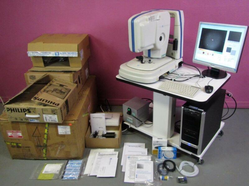 NEW 2013 Nidek Microperimeter MP-1 Ophthalmic Retinal Visual Field Fundus System