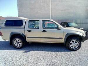 2007 HOLDEN RODEO LX 4X4 TURBO DIESEL GOOD COND 1 OWNER  $7,990
