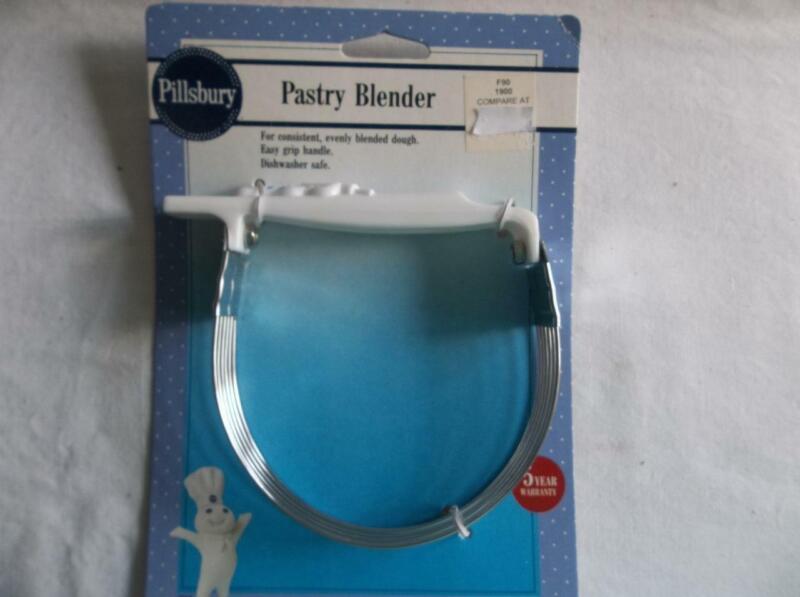 NIP PILLSBURY DOUGHBOY Pastry Blender DB on Handle 1992   Free Shipping