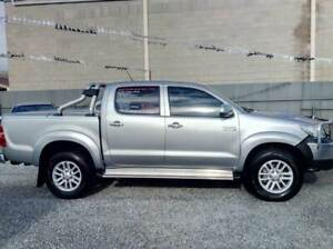 2015 TOYOTA HILUX SR5 4X4 TURBO DIESEL AUTO 1 OWNER $30,990 Klemzig Port Adelaide Area Preview