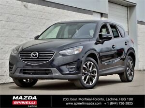 2016 Mazda CX-5 GT AWD CUIR TOIT MUST SEE AS NEW