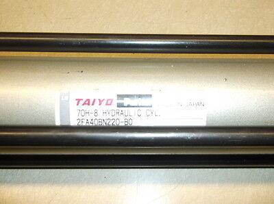 Taiyo Parker Hydraulic Cylinder 70h-82fa40bn220-bo