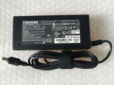 OEM New Toshiba A100 M100 P100 PA2521U-2AC3 15V 6.0A AC Adapter/Charger+Cord  15v Ac 120w Ac Adapter