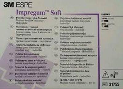 3m Espe Impregum Soft Handmix Double Pack 31755 Impression Material