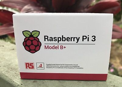 NEW Authentic Raspberry Pi 3 Model B+ B Plus Motherboard 1GB RAM HDMI Computer