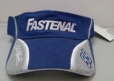 Carl Edwards Fastenal Chase Authentics Visor Free Shipping   99