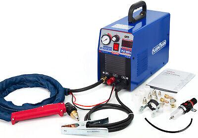 110v 220v 50amp Pilot Arc Air Plasma Cutter Machine Non-touch Cutting Torch P80