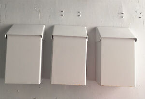 Napkin Disposal Box -Set of 3