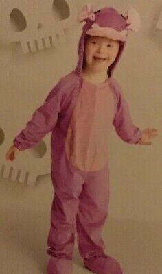 Toddler Halloween Costumes Hippo (Hippopotamus Hippo ~ Halloween Kid's Costume Hyde & Eek Purple Toddler ~18-24)
