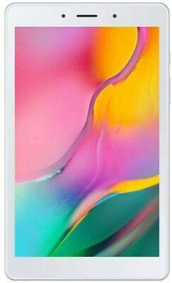 Samsung Galaxy Tab A 8.0 SM-T295 32GB Unlocked International GSM Tablet - Silver