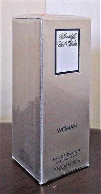 50 Ml Water - COOL WATER DAVIDOFF 1.7 OZ / 50 ML EDP SPY PERFUME WOMEN FEMME HER NEVER USED