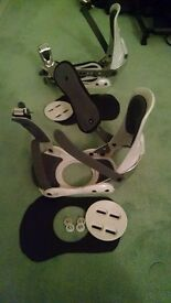 Mag Bindings (For Snowboard) M/L Shoe Sizes 7-12