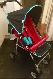 Hauck Winnie The Pooh Sport Pushchair - Hardly Used