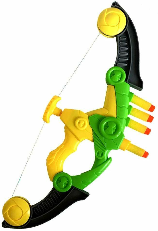 Archery Gun Nerf Gun N-Strike Elite Foam Bow & Arrow Archery