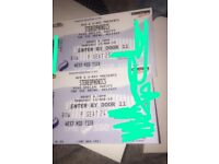 Stereophonics tickets for sale - going cheap - x2