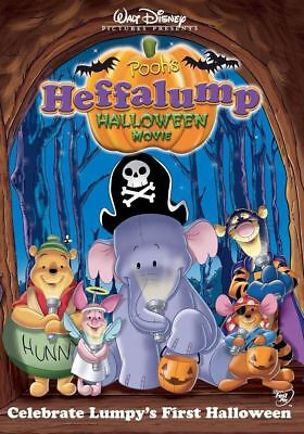 WINNIE THE POOH HALLOWEEN MOVIE IN ARABIC CARTOON DVD EGYPTIAN DIALECT