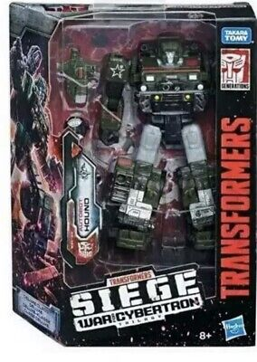 Transformers Siege War for Cybertron: Hound Deluxe Class In Stock