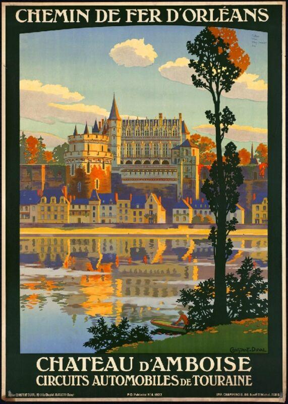 1930s Chateau D